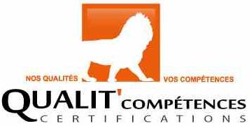 logo qualitcompétences certifications